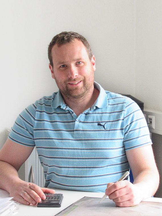 Roland Wölfle Metallbau, Geschäftsleitung