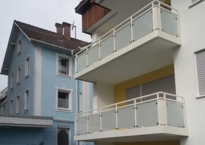 Metallbau: Balkone