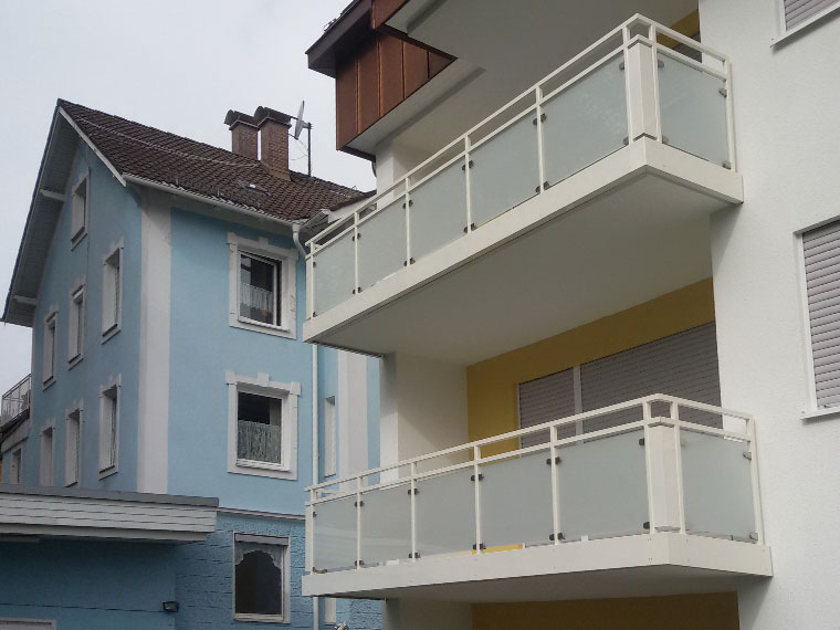 Metallbau Wölfle , Balkone